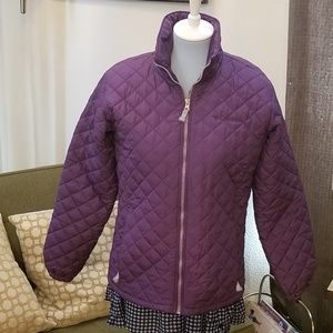 Columbia Quilted Winter Jacket - youth size